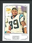 Steve Smith 2009 Topps Mayo Silver Parallel Card #241; NM-Mint; Panthers