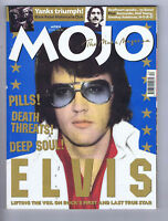 ELVIS PRESLEY MOJO Magazine NO. 101 April 2002