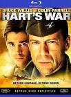 Harts War (Blu-ray Disc, 2009)