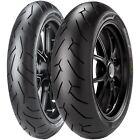 Lexmoto LSM 125 Pirelli Diablo Rosso 2 Front Tyre (110/70 ZR17) 54W