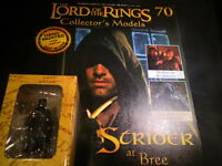 Lord of the Rings Figures - Issue 70  Strider at Bree - eaglemoss