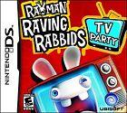 Rayman Raving Rabbids: TV Party (Nintendo DS, 2008)