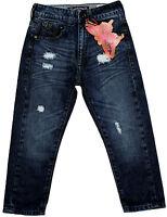 VINGINO Jeans 7/8 Tapared Modell: SCARLET  Gr. 7 /EU 122  Neu