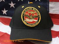 100TH ANNIVERSARY US MARINES AIR WING HAT USS F18 CH53 CH46 AV8 UH1 AH1 V22 C130