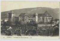 CPA 74 Haute-Savoie Annecy Château des Ducs de Genevois