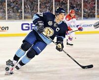2011 Winter Classic SIDNEY CROSBY Pittsburgh Penguins LICENSED 8x10 photo