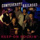 Keep On Rockin' - Confederate Railroad (1998, CD New) CD-R