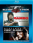 Blu-ray: Rambo: First Blood/Rambo: The Fight Continues (2-Disc Set, Canadian)