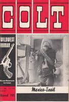 Colt Wildwest Roman Nr. 191 ***Zustand 1-2***