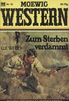 Moewig Western Nr. 010 ***Zustand 1-***