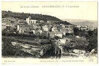 CPA 26 Drôme Saint-Restitut vue générale