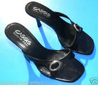 escarpins sandale T38 années 60 chaussures shoes retro 38 - neuves