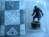 Eaglemoss Lord Of The Rings Chess Set 1 * Issue 12 Orc Swordsman black pawn *