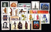 BERLIN - Jahrgang 1981 (= Nr. 637-658) postfrisch/** komplett