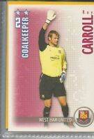 Roy Carroll - West Ham - Football / Soccer Collector Card