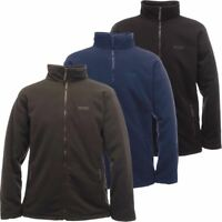 60%OFF REGATTA ALFRED FLEECE FULL ZIP THERMOGUARD INSULATION MENS OUTDOOR JACKET