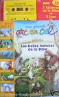 Petit libro + casete 7 historias de la biblia para las niñas + juegos