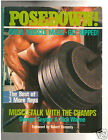 Posedown! : Muscletalk with the Champs by George Snyder and Rick Wayne 1987..