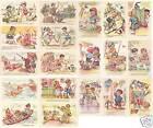 19 CP HUMOUR - ENFANTS ILLUSTRATEUR GOUGEON