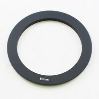 67mm Metal Adapter Ring for Canon Nikon lens Cokin P Series Square Filter Holder