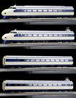 Zoukei Mura HO Scale : JR Shinkansen Bullet Train Series 0 Basic 4-Car Set
