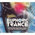 Various Artists - World Greatest Euphoric Trance (2007) Brand new and sealed