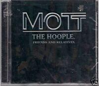 """2 CD Mott the Hoople """"Friends & Relatives"""" Neu/New/OVP Rare"""