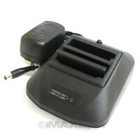 Rapid Desktop Charger for ICOM BP-211N IC-A24 IC-A6 IC-V8 IC-V82 Battery