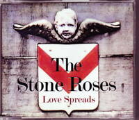 THE STONE ROSES Love Spreads GERMANY CD EP MINT