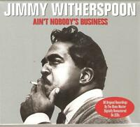 JIMMY WITHERSPOON AIN'T NOBODY'S BUSINESS - 2 CD BOX SET