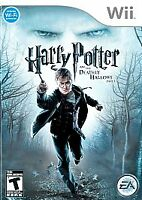Harry Potter and the Deathly Hallows: Part 1 (Nintendo Wii, 2010) MISSING COVER