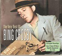 THE VERY BEST OF BING CROSBY -2 CD BOX SET