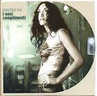MARINA REI CD single PROMO 1 traccia I MIEI COMPLIMENTI Made in Italy