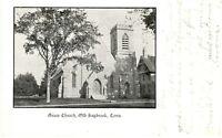 Vintage POSTCARD c1905 Grace Church OLD SAYBROOK, CT CONN.