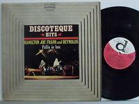HAMILTON JOE FRANK REYNOLDS disco LP 33 giri FALLIN IN LOVE Made in Italy