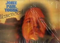 JOHN PAUL YOUNG raro disco LP 33 giri  MADE in ITALY Heaven sent STAMPA ITALIANA