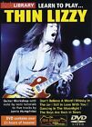LEARN TO PLAY THIN LIZZY GUITAR DVD LICK LIBRARY TUITIONAL TUTORIAL