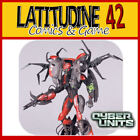 MCFARLANE SPAWN CYBER UNITS BATTLE RED UNIT 001 FIGURE NEW NUOVO