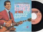 TRINI LOPEZ disco 45 giri MADE in ITALY America + Kansas Ciity STAMPA ITALIANA