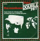 "45 Record 7 "" PS single - the Monkees last train to clarksville / a little bit"