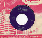 THE KINGSTON TRIO raro disco 45 giri MADE in ITALY Tom Dooley