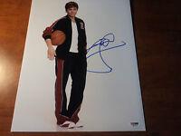 ZAC EFRON -  High School Musical -  SIGNED AUTHENTIC 11X14 PHOTO -  PSA DNA COA