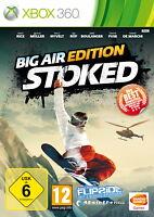 StokEd -- Big Air Edition (Microsoft Xbox 360, 2011, DVD-Box)