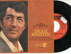 DEAN MARTIN raro disco 45 giri MADE in ITALY In che chapel in the moonlight