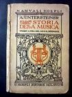 Manuali Hoepli - A. Untersteiner - Storia della Musica - 5^ ed. 1924