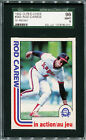 1982 O Pee Chee ROD CAREW Rare MINT SGC 96 (9) Twins Angels HOF In Action OPC