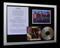 DURAN DURAN The Reflex LTD CD MUSIC FRAMED DISPLAY+EXPRESS GLOBAL SHIPPING