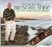 THE VERY BEST OF BRENDAN SHINE CD & DVD SPECIAL EDITION