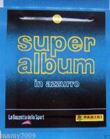 BUSTINA SIGILLATA N°8=SUPER ALBUM IN AZZURRO=PANINI MODENA-GAZZETTA DELLO SPORT