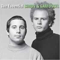 SIMON & GARFUNKEL The Essential 2CD BRAND NEW Best Of Greatest Hits Paul Art